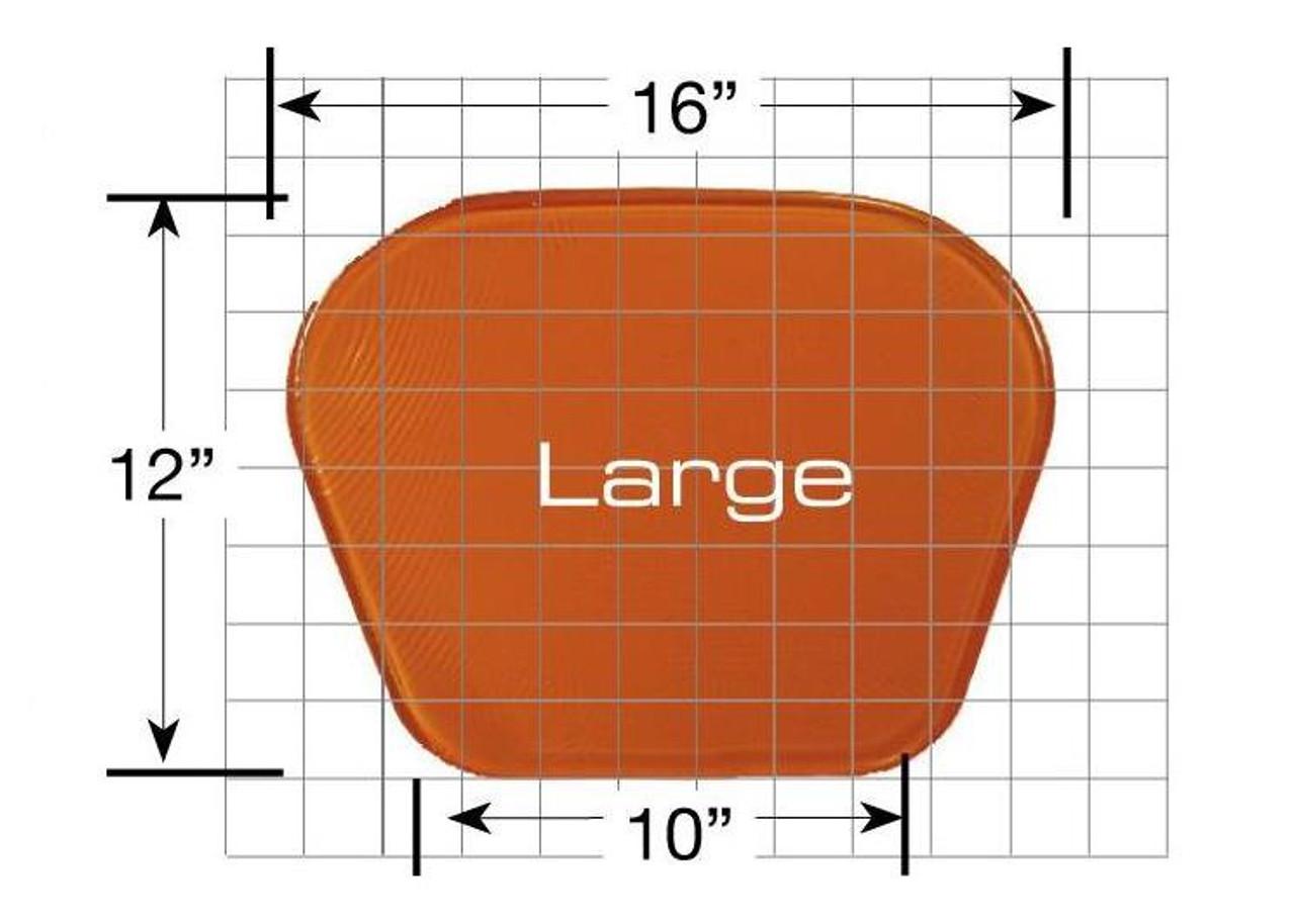 Large Polymer Pro Pad Insert