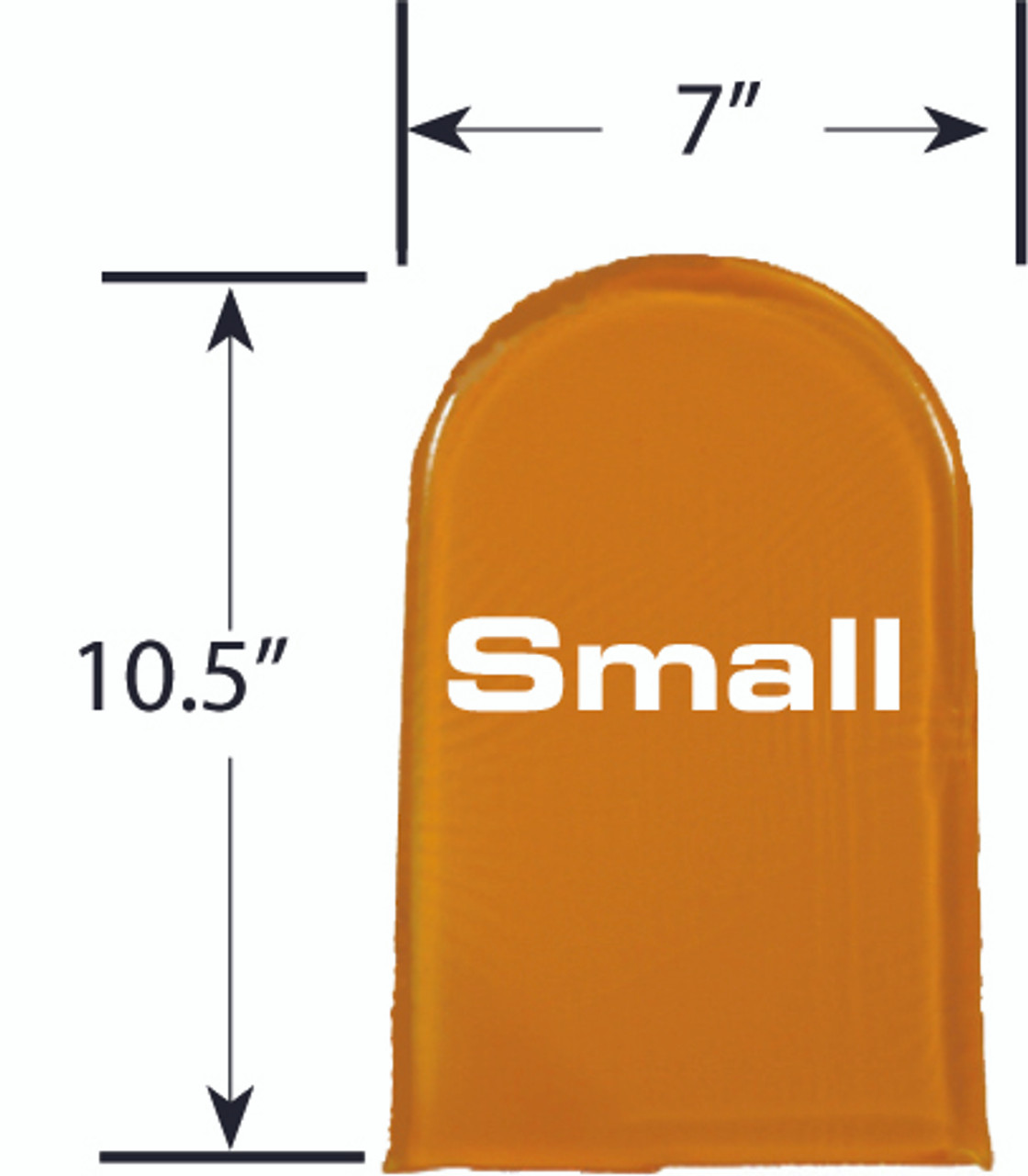 Small Polymer Pro Pad Insert