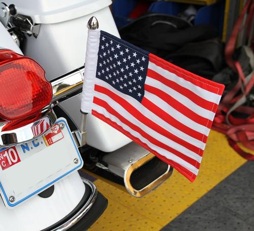 """#RFM-LPM with 6""""x9"""" USA flag"""