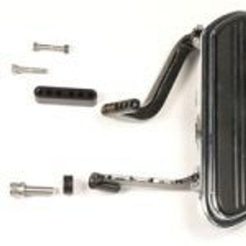 #FB-EXT6; Floorboard Extensions for 1983-1992 Harley FLs