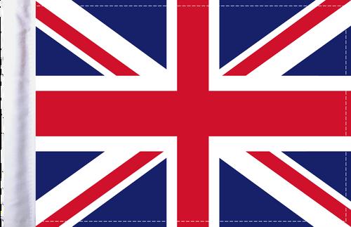 FP1.0148 Royale Antenna Pennant Flag SAINT ST GEORGE ENGLAND