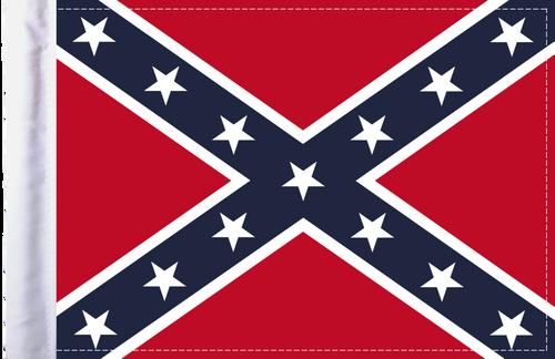 FLG-DIX Confederate Dixie 6x9 flag