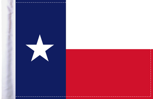 FLG-TEX  Texas flag 6x9