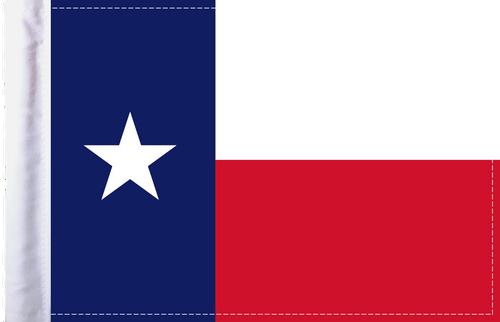 FLG-TEX  Texas flag 6x9