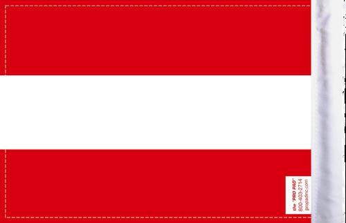 FLG-AUT Austria Flag 6x9 (BACK)