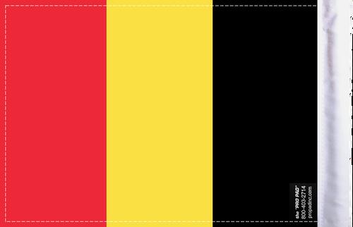 FLG-BELG Belgium Flag 6x9 (BACK)