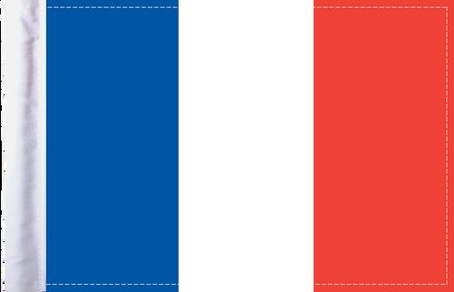 FLG-FRAN France Flag 6x9