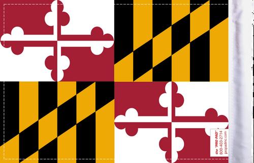 FLG-MD  Maryland Flag 6x9 (BACK)