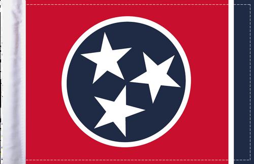 FLG-TN  Tennessee Flag 6x9