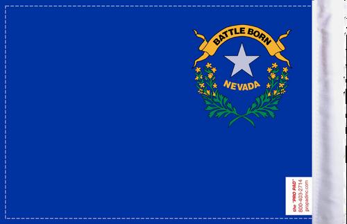 FLG-NV  Nevada Flag 6x9 (BACK)