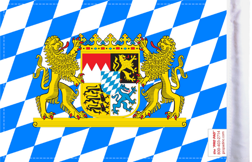 FLG-BAV Bavaria Flag 6x9  (BACK)