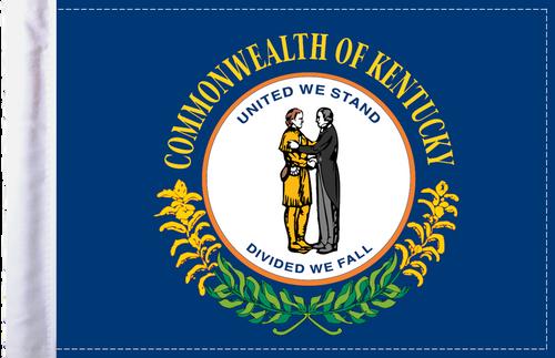 FLG-KY  Kentucky Flag 6x9
