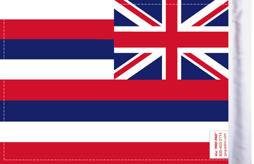 FLG-HI Hawaii Flag 6x9 (BACK)