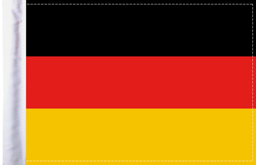 FLG-GERM Germany Flag 6x9
