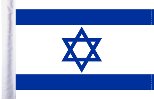 FLG-ISRL Israel flag 6x9