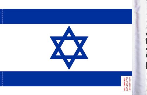 FLG-ISRL Israel flag 6x9 (BACK)