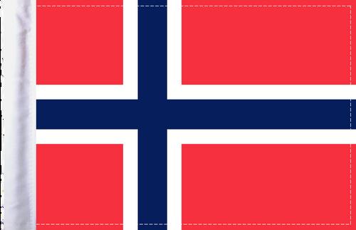 FLG-NRWY Norway Flag 6x9