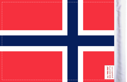 FLG-NRWY Norway Flag 6x9 (BACK)