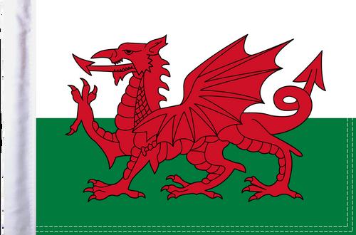 FLG-WALES15  Wales flag 10x15
