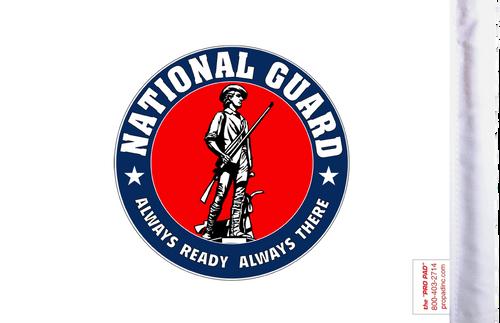 FLT-NATGD  National Guard 6x9 flag (BACK)