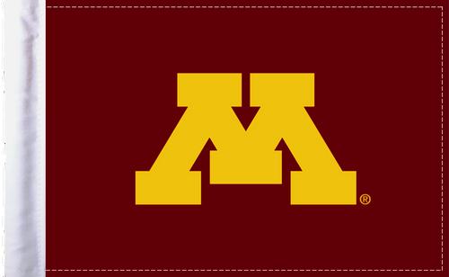 "Minnesota Gophers 6""x9"" Motorcycle Flag"