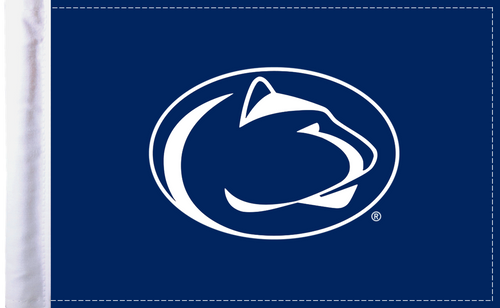 "Penn State 6""x9"" Motorcycle Flag"