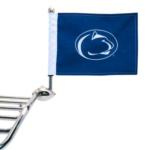 """Shown on 1/2"""" Football Flag Mount. (Flag Mount sold separately.)"""