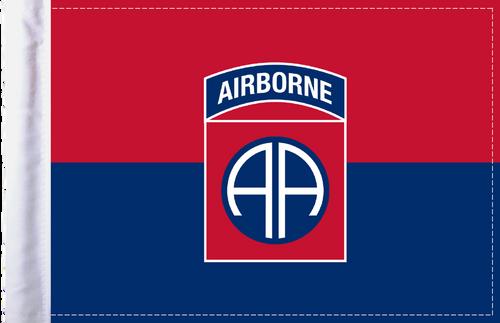 FLG-82AIR2  Army 82nd Airborne Division 6x9