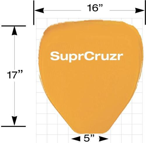 SuprCruzr Polymer Pro Pad Insert