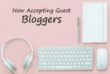 Now Accepting Blog and Guest Post Applications