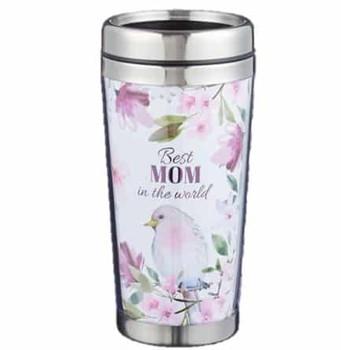Best Mom in the World Travel Mug