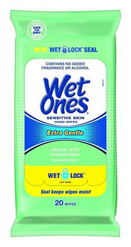 Wet Ones Hand Wipes For Sensitive Skin