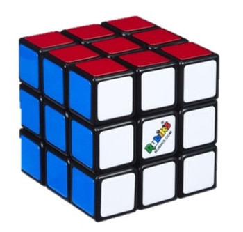 Rubik's Cube Puzzle by Hasbro