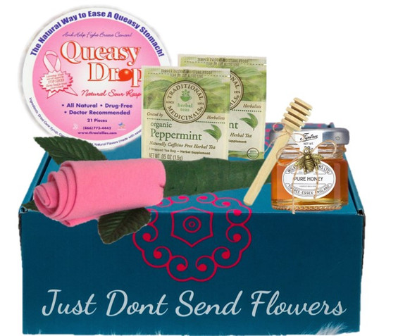 cancer gift box for her