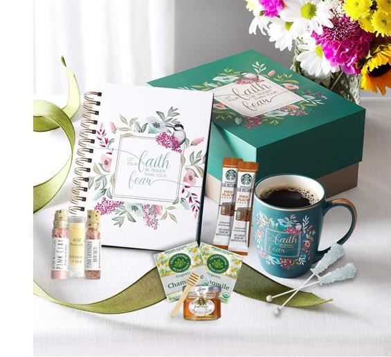 Inspirational Gift Box Get Well