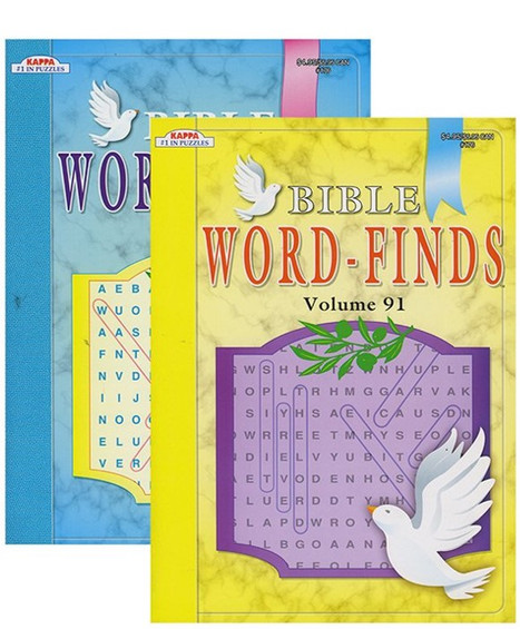 Bible Word Finds
