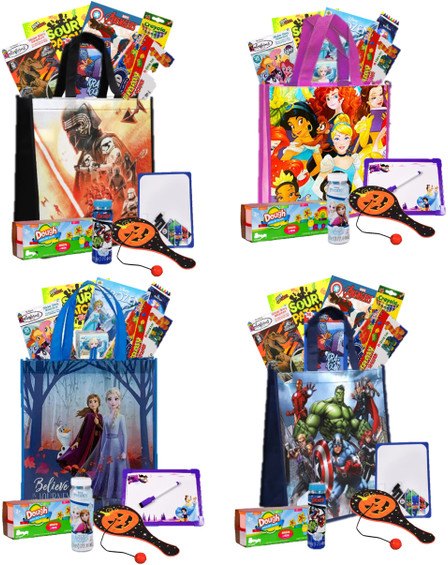 Kids Disney Halloween Themed Care Package