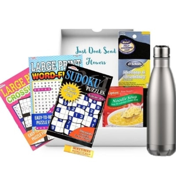 get well gift box for men