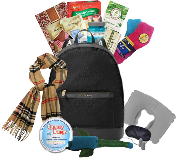 michael kors backpack cancer gift