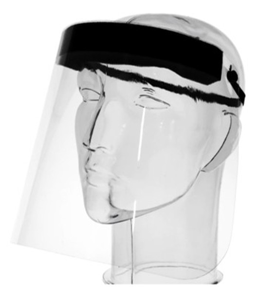 Face Shield -Clear & Reusable