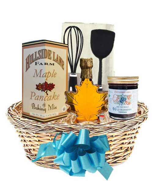 pancake meal gift basket