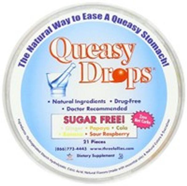sugar free queasy drops