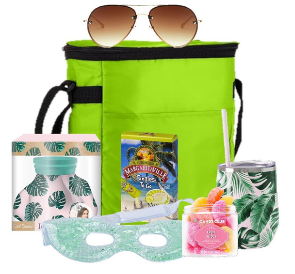 vacation gift basket