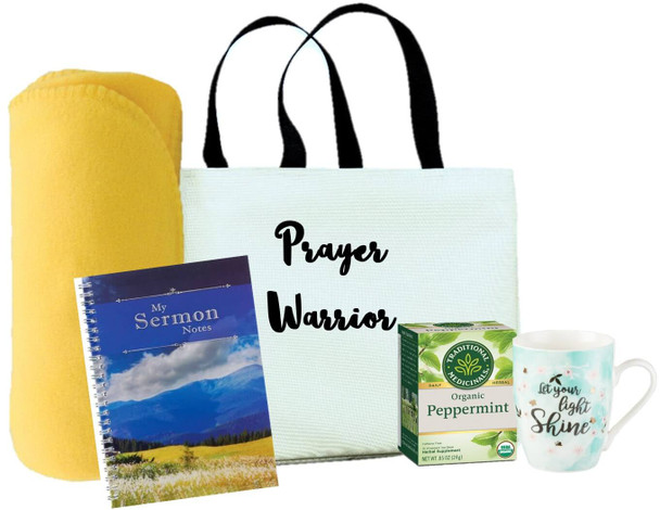 Prayer Warrior Thinking of You Gift