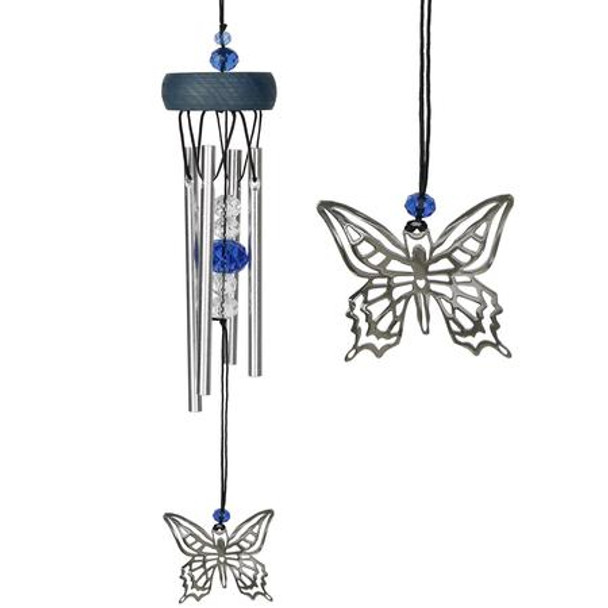 Woodstock Wind Chime - Butterfly