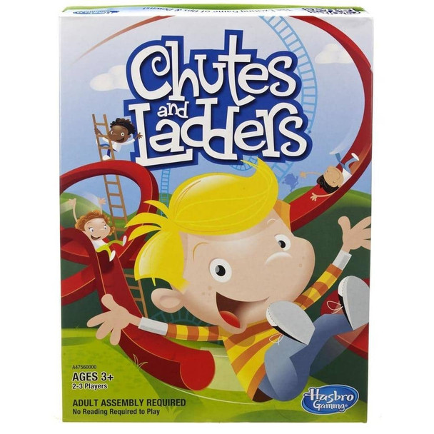 Chutes & Ladders Game