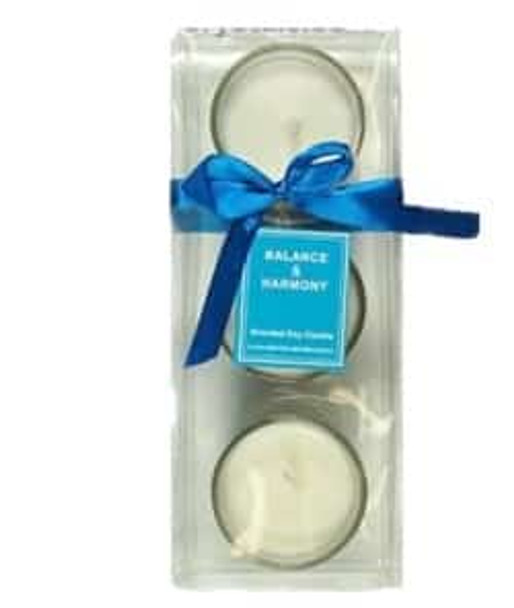 Votive Candle Set of 3 Boxed Fragranced Candles