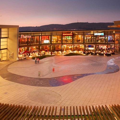 Eastgate Piazza