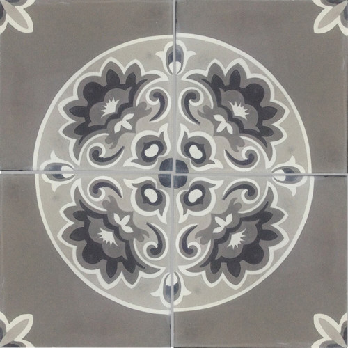 Light Grey Trevisano Finished Tile - M²