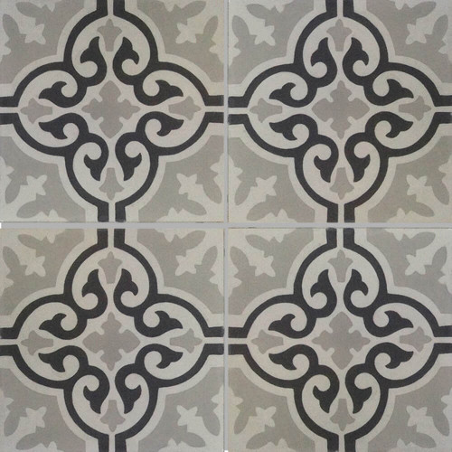 Flower Trevisano Finished Tile - M²